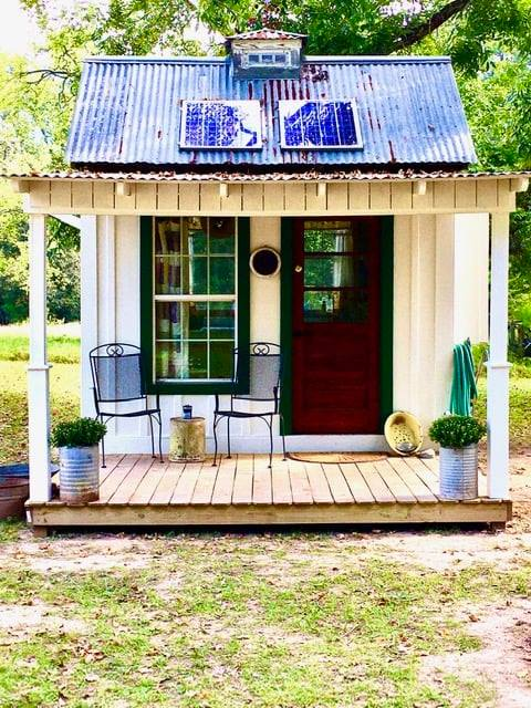 My Little Garden Cabin Tour